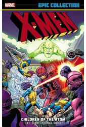 X-Men Epic Collection 1: Children of the Atom