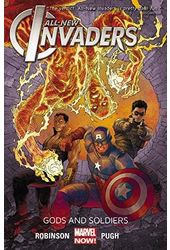 All-New Invaders 1: Gods and Soldiers