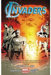 All-New Invaders 2: Original Sin