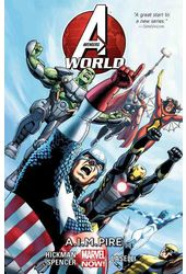 Avengers World 1: A.I.M.Pire