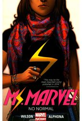 Ms. Marvel 1: No Normal