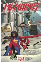 Ms. Marvel 2: Generation Why