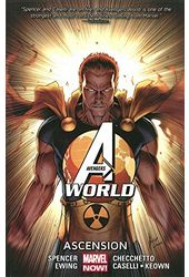 Avengers World 2: Ascension (Marvel Now!)