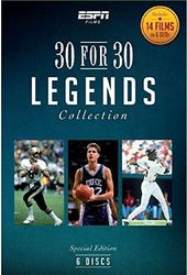 ESPN Films 30 for 30: Legends Collection (6-DVD)