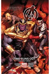 Avengers Time Runs Out 3