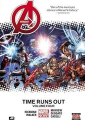 Avengers 4: Time Runs Out