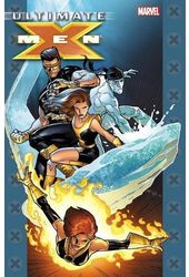 Ultimate X-Men Ultimate Collection 5