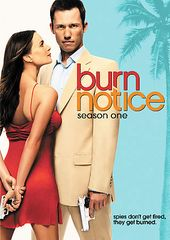 Burn Notice - Season 1 (4-DVD)