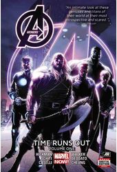Avengers 1: Time Runs Out