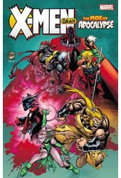 X-Men Age of Apocalypse: Dawn
