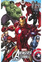 All-New Avengers Assemble 1