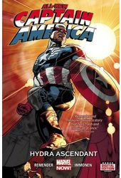 All-New Captain America 1: Hydra Ascendant