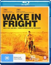 Wake in Fright [Import] (Blu-ray)