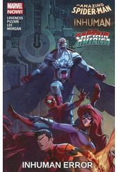 The Amazing Spider-Man / Inhuman / All-New
