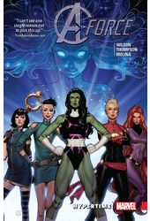 A-Force 1: Hypertime