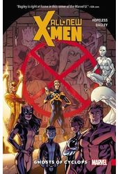 All-New X-Men 1: Ghost of the Cyclops