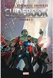Marvel Cinematic Universe Guidebook: The Avengers