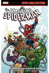 The Amazing Spider-Man Epic Collection 21: Return