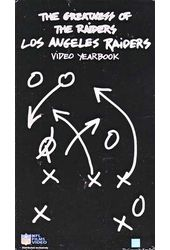 Football - Los Angeles Raiders Video Yearbook