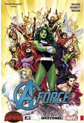 A-Force 0: Warzones!