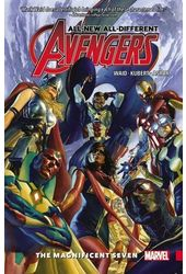 All New, All Different Avengers 1: The