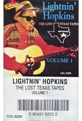 Lost Texas Tapes, Volume 1 (Audio Cassette)