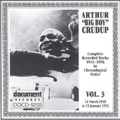 The Complete Recorded Works, Volume 3: 1949-1952