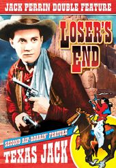 Jack Perrin Double Feature: Loser's End (1934) /