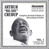 The Complete Recorded Works, Volume 4: 1952-1954