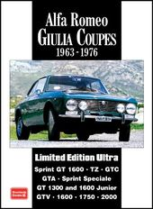 Alfa Romeo Giulia Coupes: Limited Edition Ultra