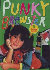 Punky Brewster - 8 Complete Episodes