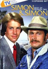 Simon & Simon - Best of Season 2 (2-DVD)