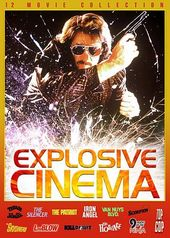 Explosive Cinema: 12-Movie Collection (3-DVD)