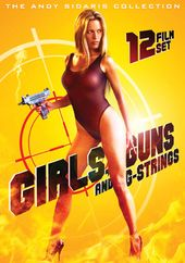 The Andy Sidaris 12-Film Collection: Girls, Guns