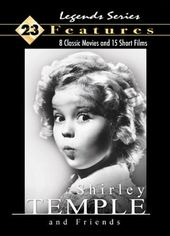 Shirley Temple and Friends (4-DVD)