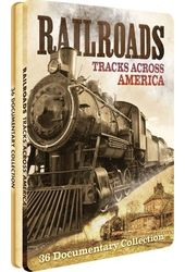 Railroads: Tracks Across America [Tin] (2-DVD)