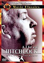 Alfred Hitchcock - Master of Suspense: 10 Movie