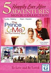5 Happily Ever After Adventures Movie Collection