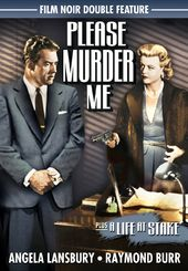 Please Murder Me (1956) / A Life At Stake (1954)