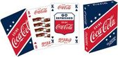 Coca-Cola - Blue Playing Cards