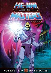 He-Man and the Masters of the Universe - Volume