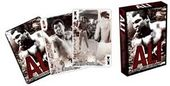 Muhammad Ali - Black & White Playing Cards