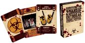 Zombie Outbreak Playing Card Set