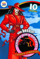 Where on Earth is Carmen Sandiego - Best of