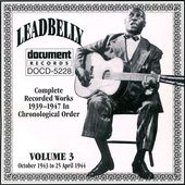 The Complete Recorded Works, Volume 3: 1943-1944