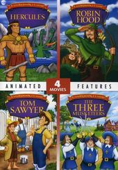 Hercules / Robin Hood / Tom Sawyer / The Three