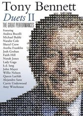 Tony Bennett- Duets II: The Great Performances