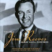 The Only Jim Reeves Album
