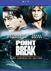 Point Break (Blu-ray, Special Edition)