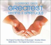 Greatest Hymns & Sprituals (3-CD)
